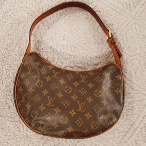 Authentic Louis Vuitton Croissant MM